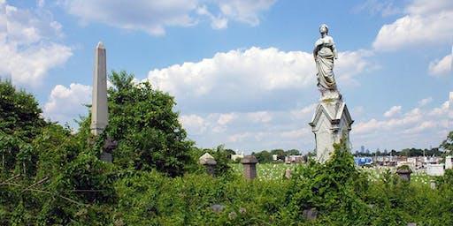 Death & Life at Mt. Moriah Cemetery