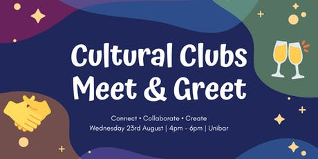 Cultural Clubs Meet & Greet tickets