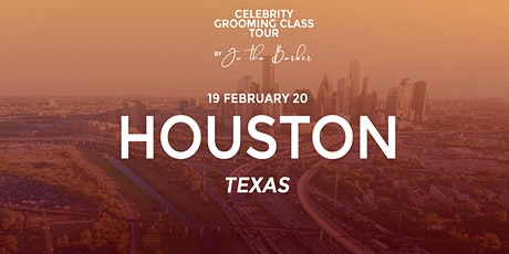 HOUSTON, TX - Celebrity Grooming Class by JC Tha Barber tickets