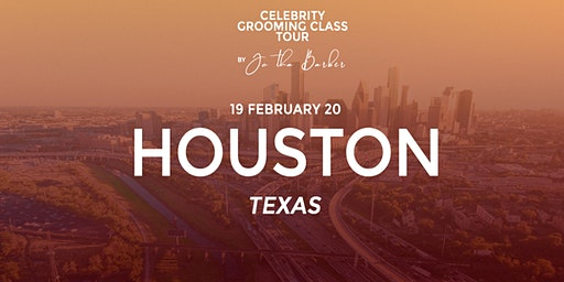 HOUSTON, TX - Celebrity Grooming Class by JC Tha Barber