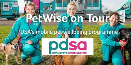 PDSA PetWise on Tour tickets