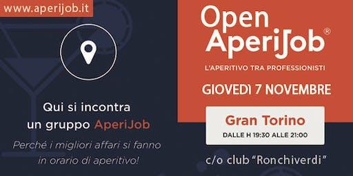 Open AperiJob - Incontro tra Professionisti