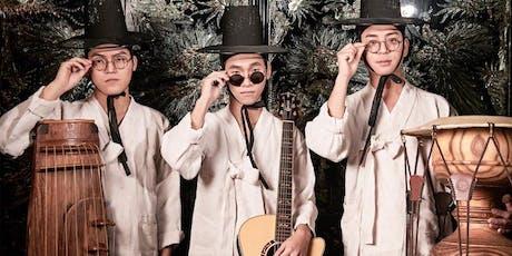 JazzKorea 2019: Sangjaru Tickets