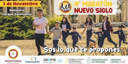 4º Maratón Nuevo Siglo 2019