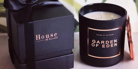 House Of Scandal | Beginners Candle Making Workshop tickets