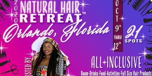 2020 Natural Hair Retreat