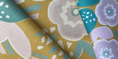 Paint Your Own Cushion (Surface Pattern Design Workshop)