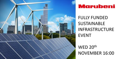 Fully Funded Renewable Infrastructure tickets