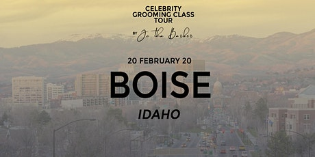 BOISE - Celebrity Grooming Class by JC Tha Barber tickets