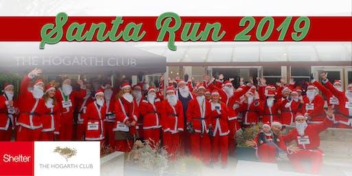 Hogarth Santa Run 2019