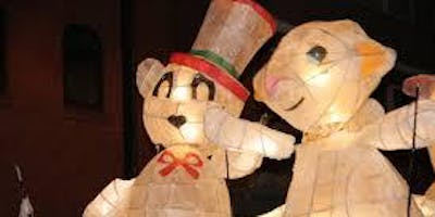 Credu Machynlleth Lantern Procession-Fri 1st November 2019