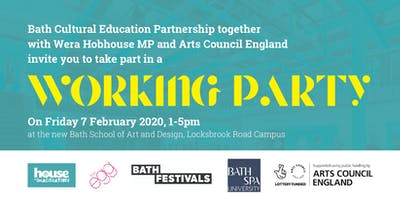Working Party – Bath Cultural Education Partnership