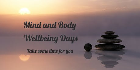 Mind and Body Wellbeing Day tickets