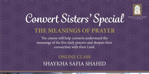 Convert Sisters' Special - Online
