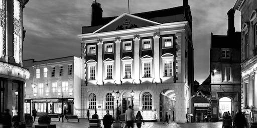 Halloween Ghost Hunt with Minster FM at York Mansion House