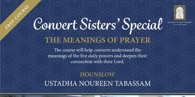 Convert Sisters' Special - Hounslow