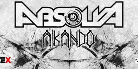 Absolva + Akando Tickets