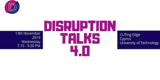 DisruptionTalks 4.0