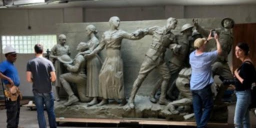 WWI History and New Memorial Coming to DC Walking Tour