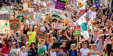 Caught in the Middle: Climate change, education and Youthstrike4climate tickets
