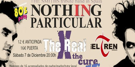 BRIT 80s Tribute Show THE CURE & THE SMITHS entradas