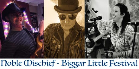 Noble Mischief Live at Biggar  tickets