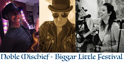 Noble Mischief Live at Biggar
