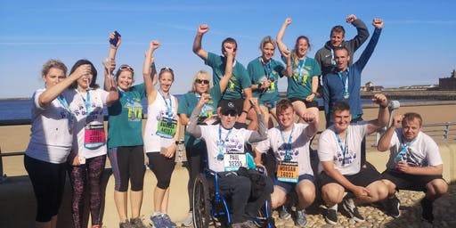 Team Unique Great North Run 2020
