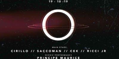 THE ORIGINS PRINCE RICCIONE 19 OTTOBRE 2019