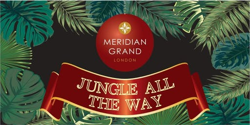 Jungle All The Way - Office Christmas Party