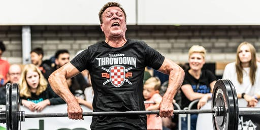 Brabant Throwdown Masters Edition