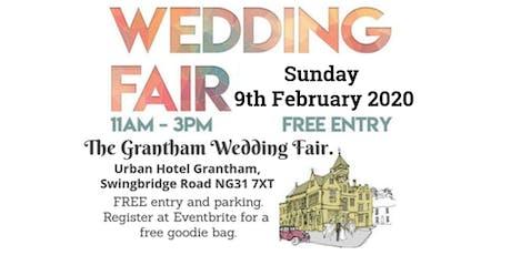 Grantham Urban Hotel Wedding Fair tickets