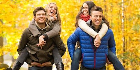 Monogamie, Offene Beziehung, Polyamorie & Co. Tickets