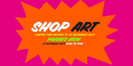 SHOP ART! Plinth x Velorose tickets