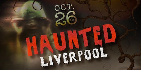 Walk the Haunted Liverpool | Halloween City Game 2019 tickets