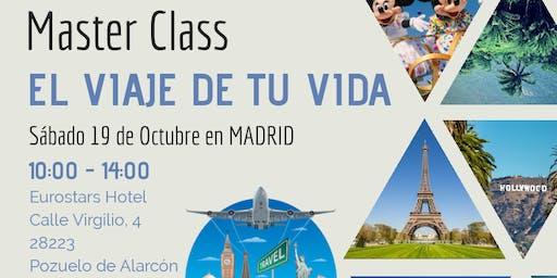 Master Class El Turismo Como Oportunidad De Negocio y Trabajo En Internet