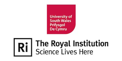 NEWPORT: University of South Wales Live Streaming the RI Christmas Lectures