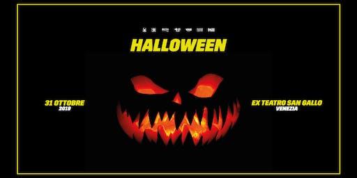Halloween 2019 / Ex Teatro San Gallo / Venezia