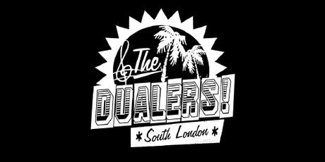 Tyber & Peter from The Dualers tickets