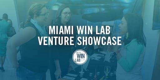Miami WIN Lab Venture Showcase