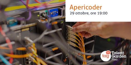 Monitorare una grande infrastruttura in produzione - Apericoder