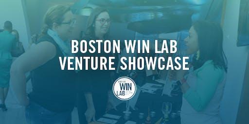 Boston WIN Lab Venture Showcase