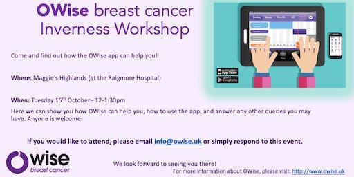 OWise breast cancer workshop