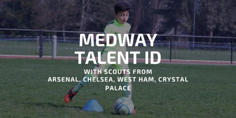 We Make Footballers Medway Talent ID Event tickets