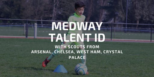 We Make Footballers Medway Talent ID Event