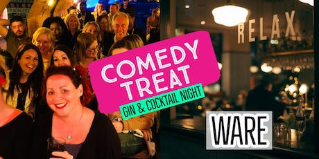 One-Off Comedy Treat - Ware tickets