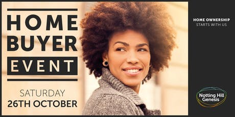 Notting Hill Genesis Home Buyer Event tickets
