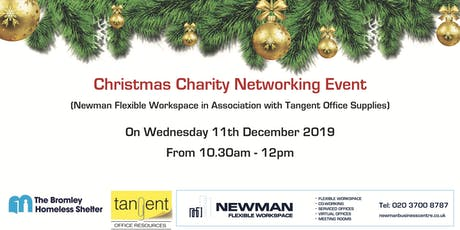 #Charity Coffee Morning with Newman Flexible Workspace & Tangent Office tickets