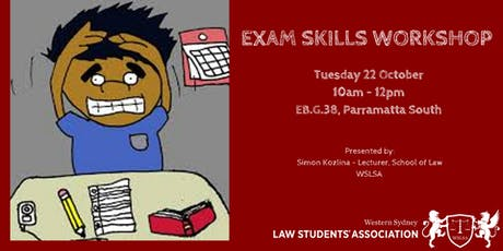 Exam Skills Workshop tickets