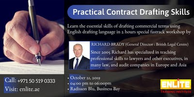 Practical Contract Drafting Skills